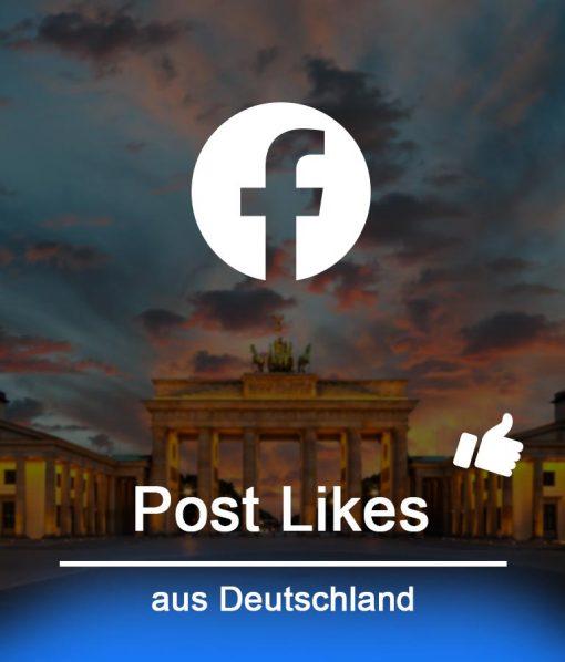 deutsche Facebook post likes kaufen