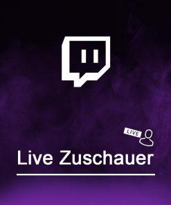 Twitch live Zuschauer kaufen